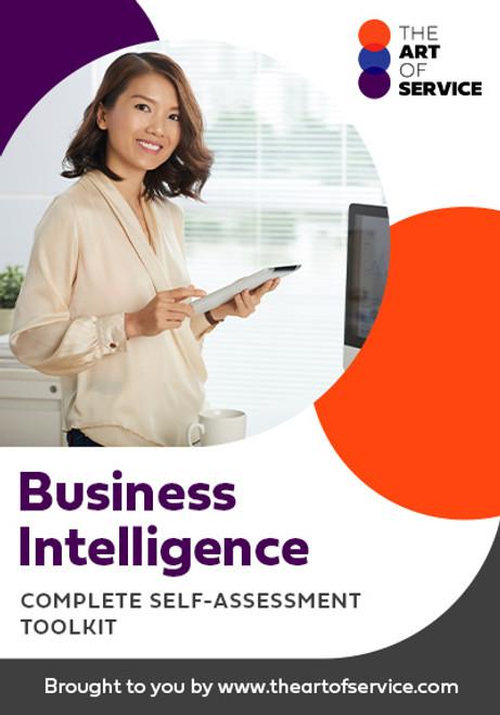 Business Intelligence Toolkit