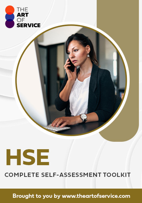 HSE Toolkit