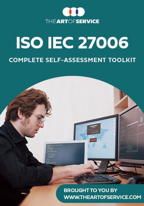ISO IEC 27006 Toolkit