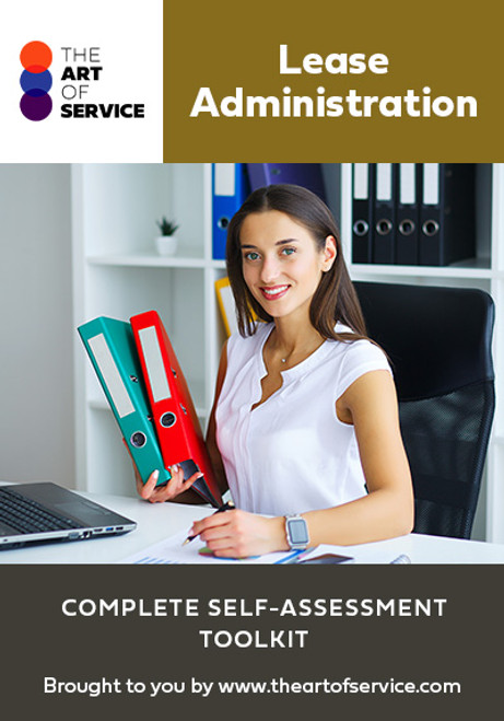 Lease Administration Toolkit