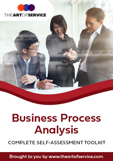 Business Process Analysis Toolkit