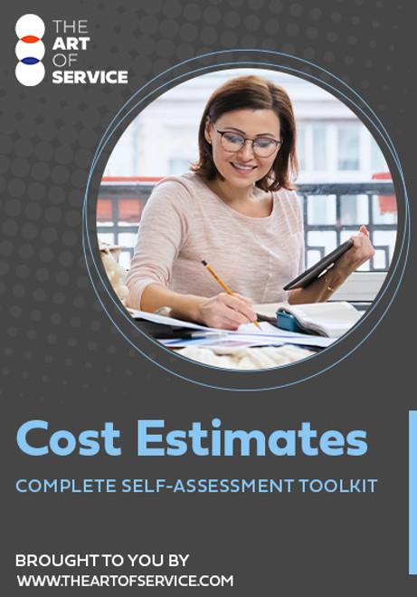 Cost Estimates Toolkit