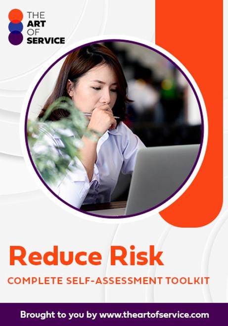 Reduce Risk Toolkit