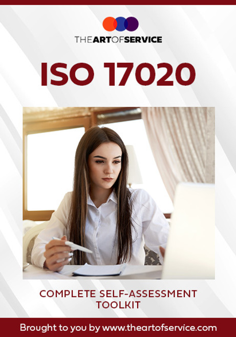 ISO 17020 Toolkit
