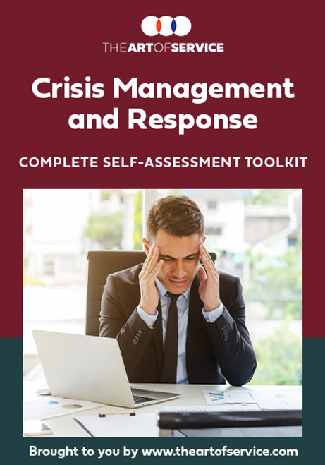 Crisis Management and Response