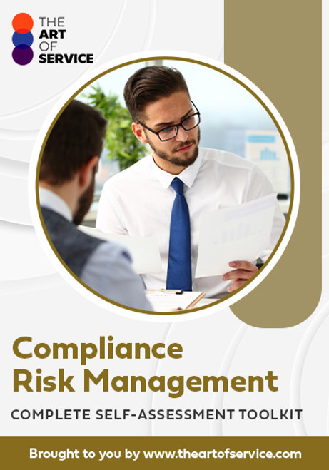 Compliance Risk Management Toolkit