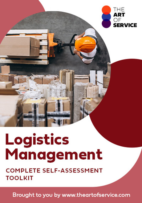 Logistics Management Toolkit