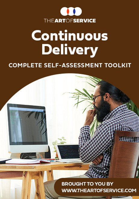 Continuous Delivery Toolkit