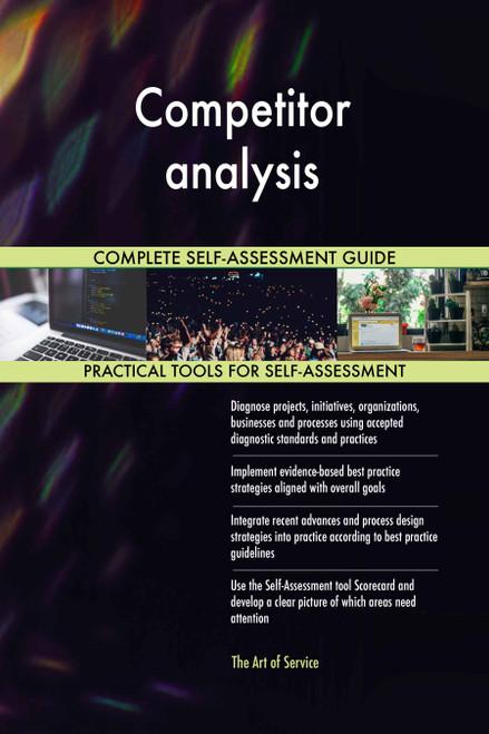 Competitor analysis Toolkit