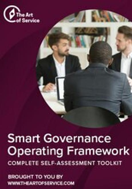 Smart Governance Operating Framework