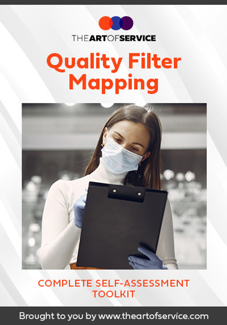 Quality Filter Mapping