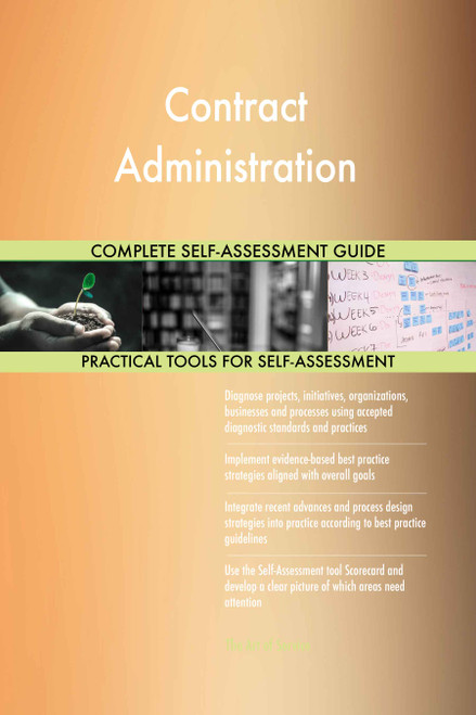 Contract Administration Toolkit