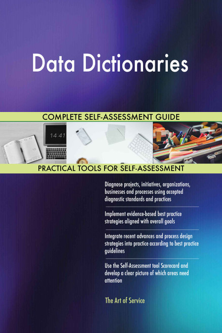 Data Dictionaries Toolkit