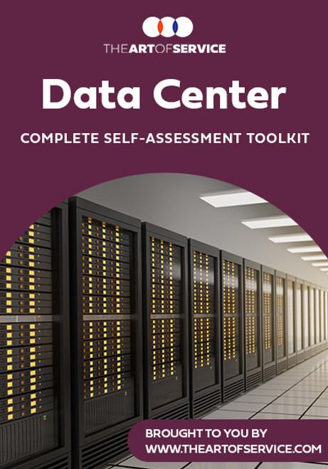 Data Center Toolkit