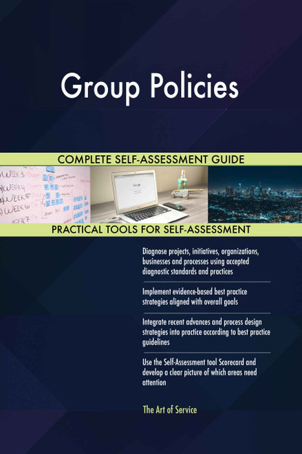 Group Policies Toolkit