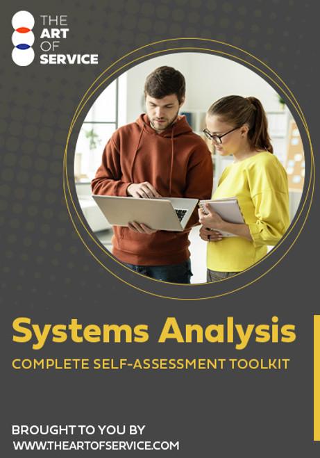 Systems Analysis Toolkit