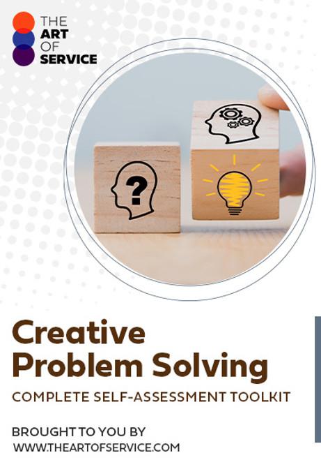 Creative Problem Solving Toolkit