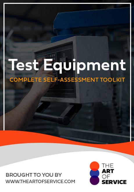 Test Equipment Toolkit