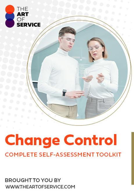 Change Control Toolkit
