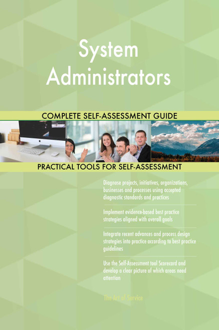 System Administrators Toolkit