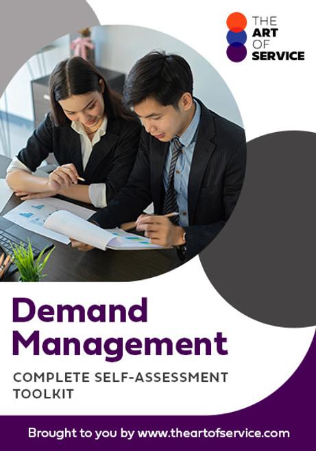 Demand Management Toolkit