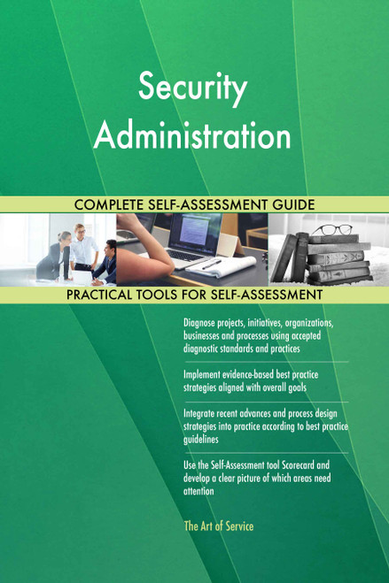 Security Administration Toolkit