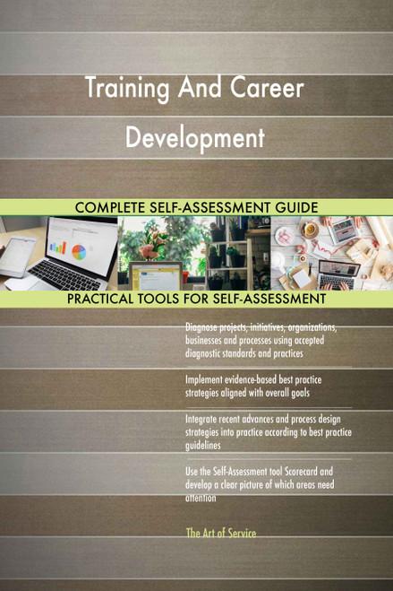 Training And Career Development Toolkit
