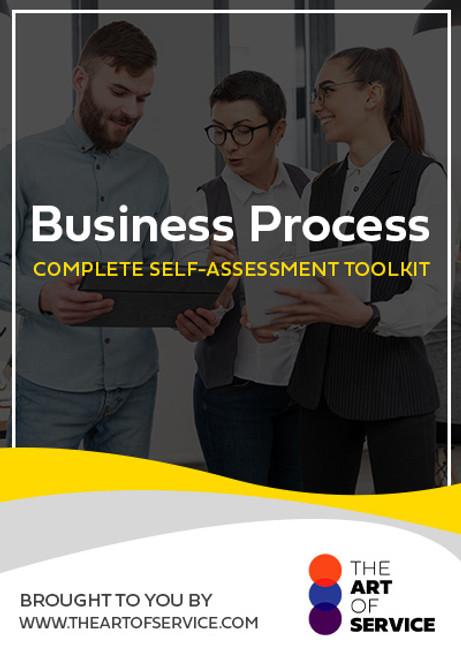Business Process Toolkit