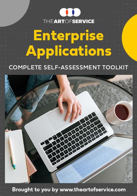Enterprise Applications Toolkit