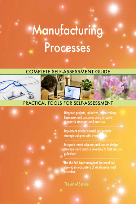 Manufacturing Processes Toolkit