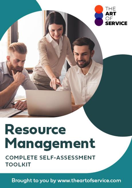 Resource Management Toolkit