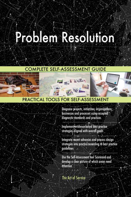 Problem Resolution Toolkit