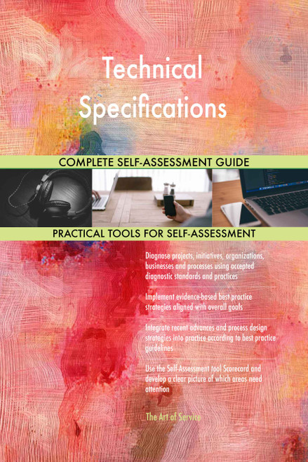 Technical Specifications Toolkit