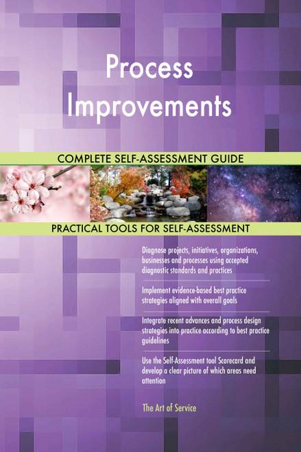 Process Improvements Toolkit