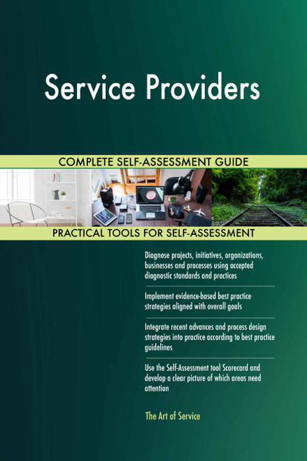 Service Providers Toolkit