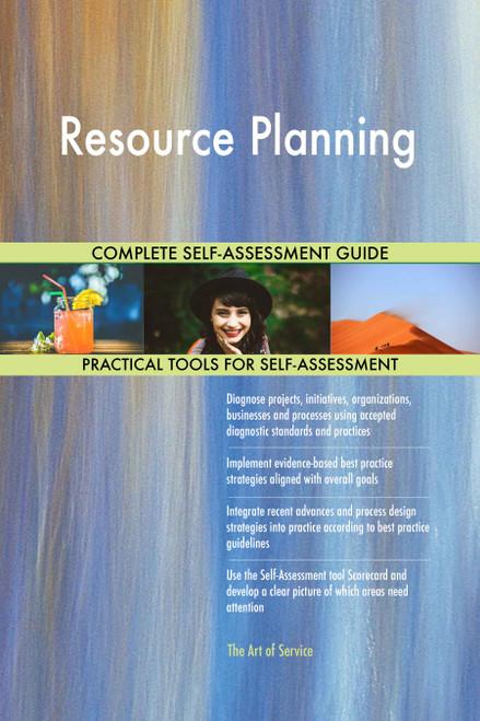 Resource Planning Toolkit