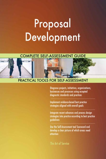 Proposal Development Toolkit