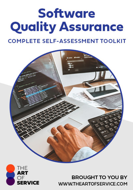 Software Quality Assurance Toolkit