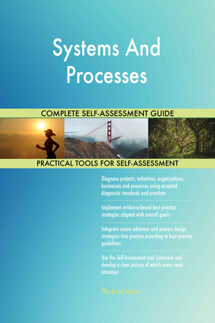 Systems And Processes Toolkit