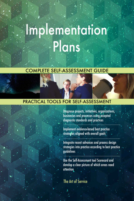 Implementation Plans Toolkit
