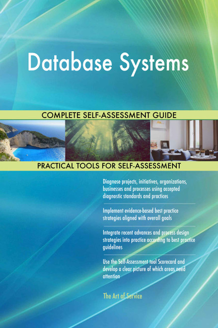 Database Systems Toolkit