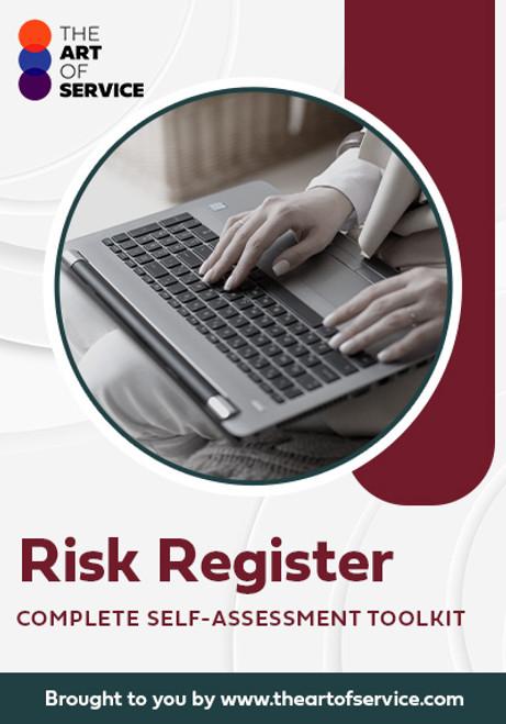 Risk Register Toolkit