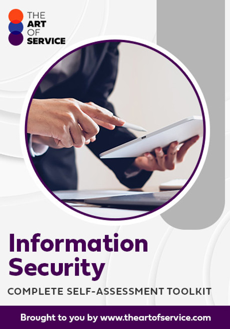 Information Security Toolkit