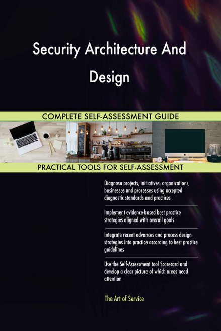 Security Architecture And Design Toolkit