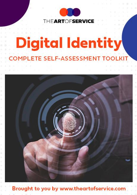 Digital Identity Toolkit