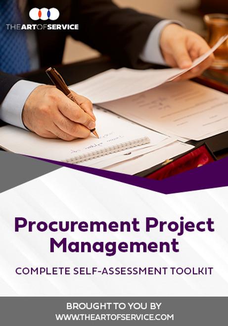 Procurement Project Management Toolkit