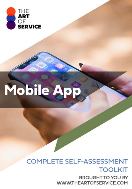 Mobile App Toolkit