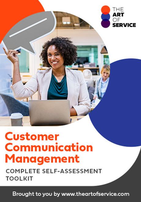 Customer Communication Management Toolkit