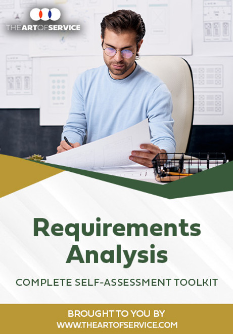 Requirements Analysis Toolkit