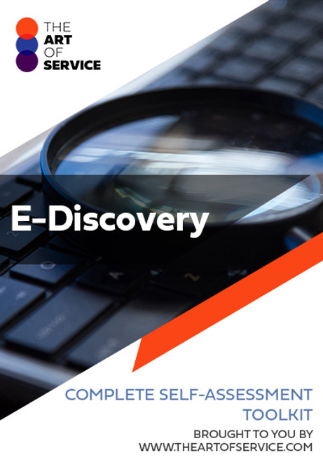 E-Discovery Toolkit